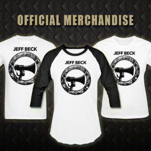 Jeff Beck Online Store