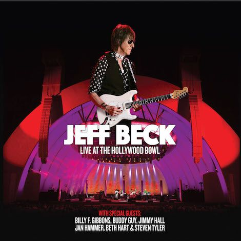 'Live At The Hollywood Bowl' To Be Released on CD & Vinyl